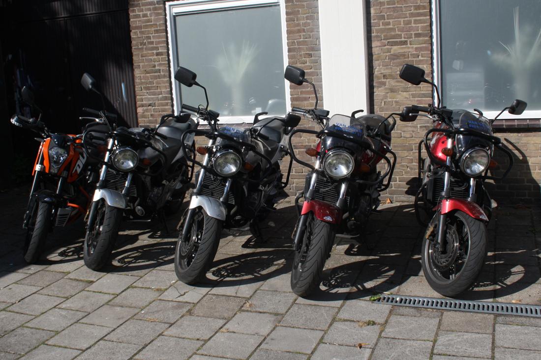 autorijschool van gulik motorrijles rijbewijs